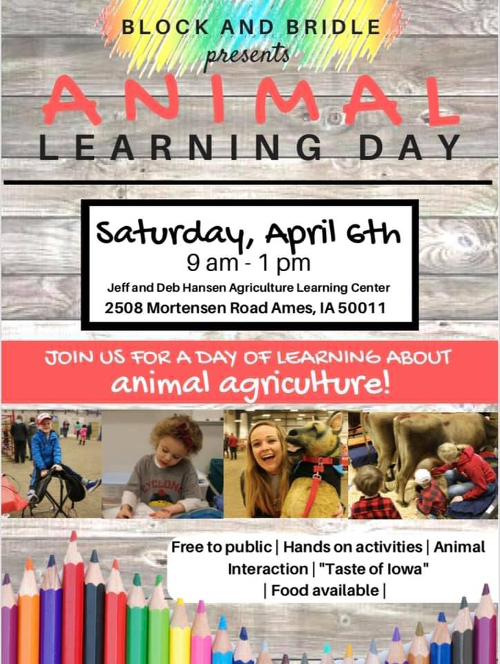 Animal Learning Day
