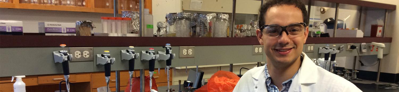 Graduate research lab