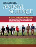 Animal Science Newsletter 2018