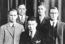1929 Meats Team