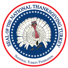 Seal of the National Thanksgiving Turkey
