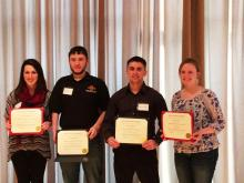 Student Employee and Students of Distinction